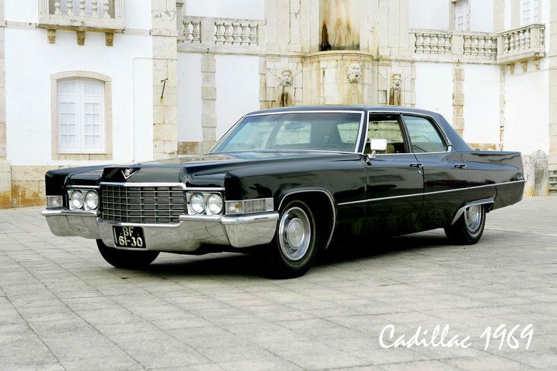 Cadillac de 1969