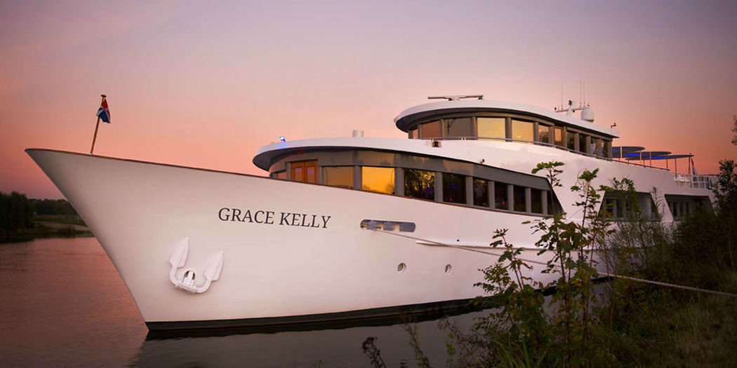 Partyschip Grace Kelly