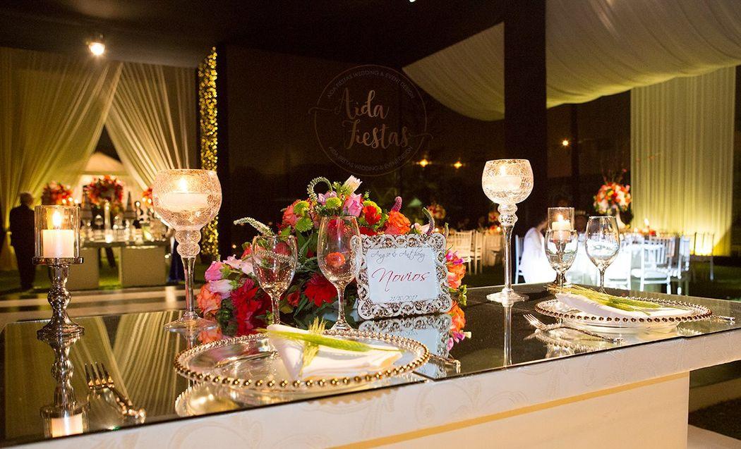 Aida Fiestas Wedding & Event Design