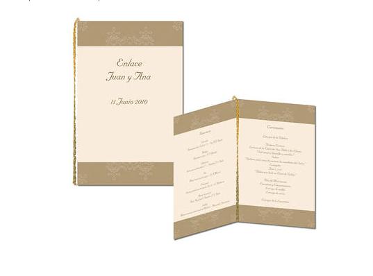 Libros de ceremonia