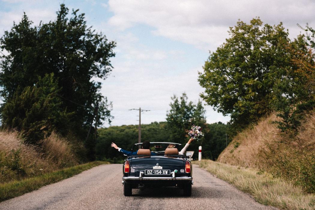 Manue + Antoine - Crédit photo : Chloé Lapeysonnie