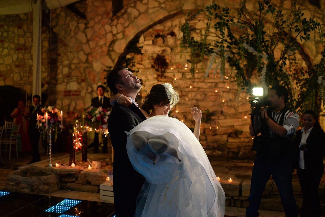 cargada de novia