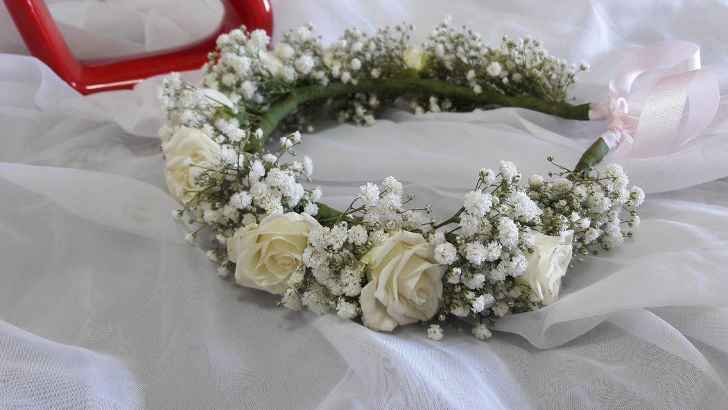 Flor de Liz Decoração