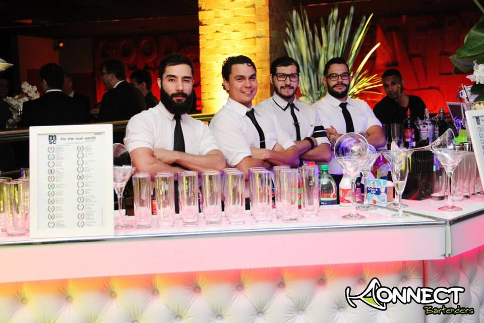 Connect Bartenders