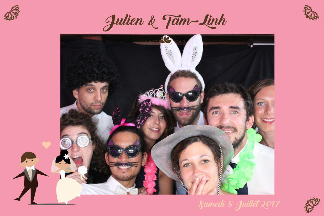 Mon Joli Selfie | Photobooth |par Mon Joli Jour