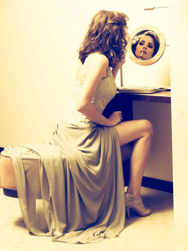 Beispiel: Wedding-styling, Foto: Nina Tatavitto - My perfect look.