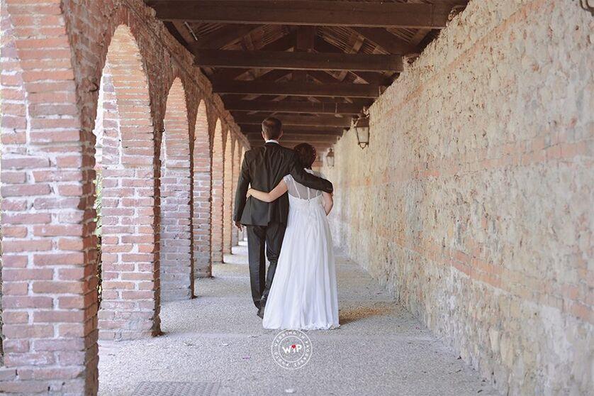 Wedding in Progress