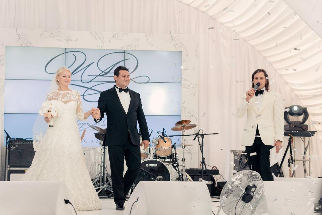 """Студия стильных свадеб """"Для Двоих"""""""