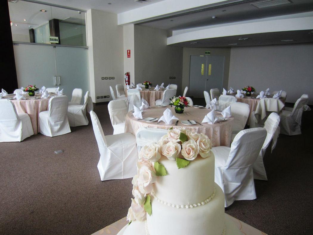 Salones para Bodas Foresta Hotel Lima San Isidro