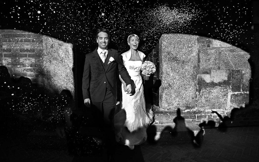 Milano. Matrimonio in San Sigismondo