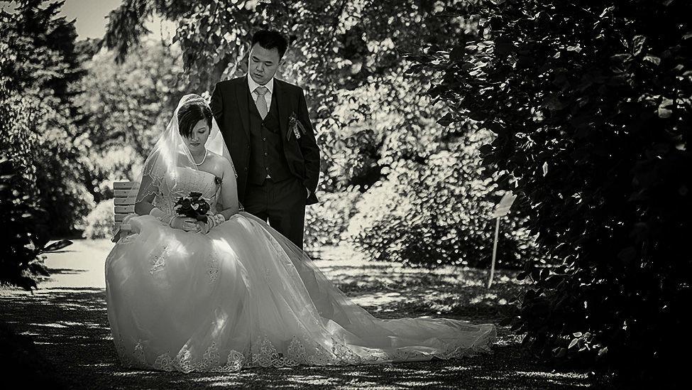 Beispiel: Wunderschöne Fotos von Ihrer Hochzeit, Foto: Markus Schneeberger.