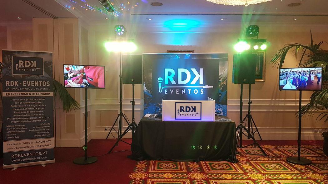 RDK Eventos - Animação e Organização de Eventos