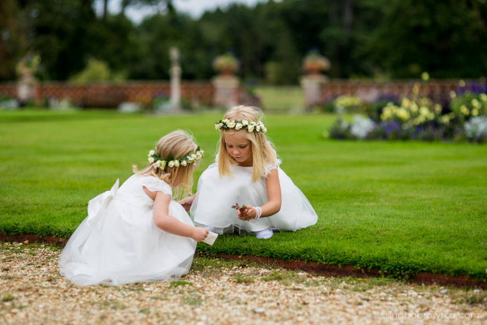 Flower-Girl hair circlets. Cute full circlets made from miniature rose buds