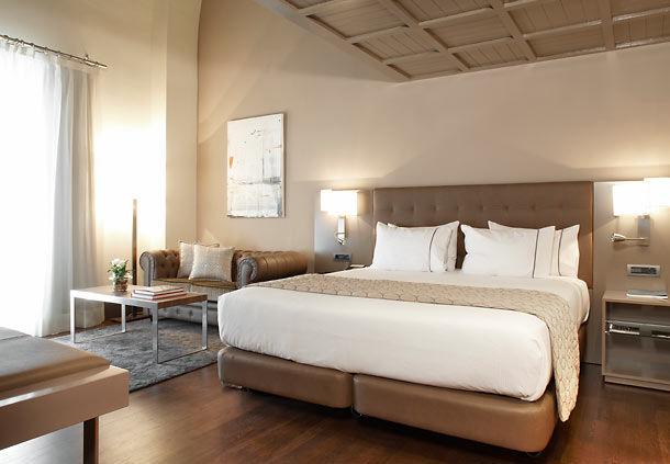 Suite Duplex - Dormitorio