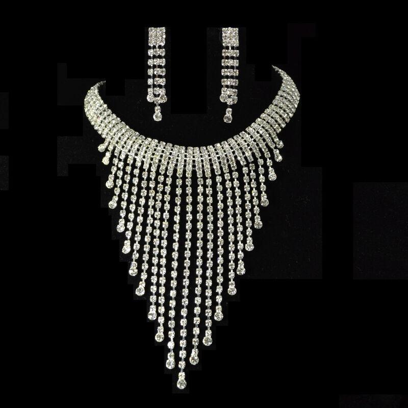 Parure de bijoux Sensualité - Bijoux de Mariage