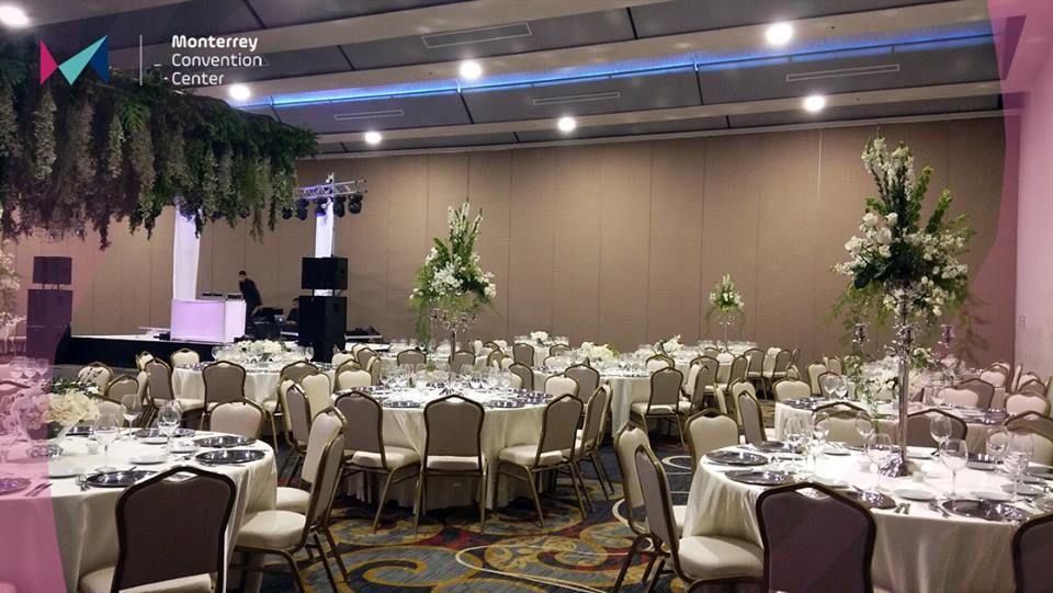 Centro de Convenciones Monterrey - Pabellón M