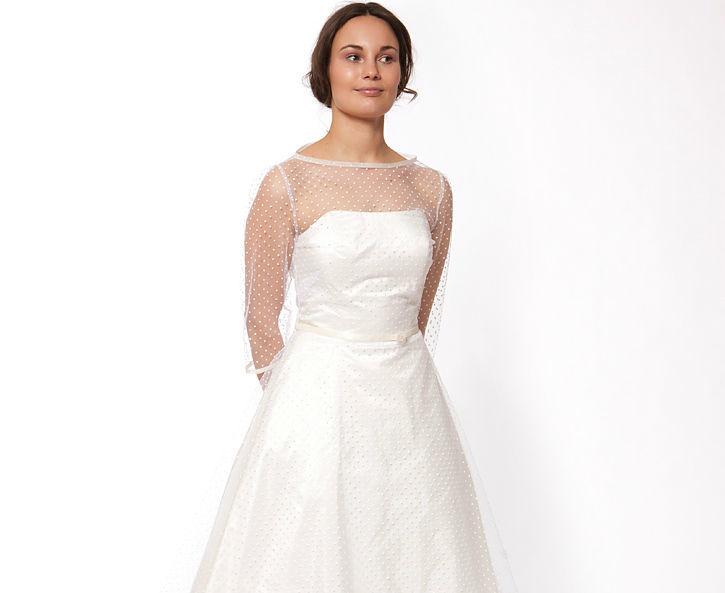 Beispiel: Ihr Brautkleid nach Ihren Wünschen, Foto: JAAP Onlineshop.