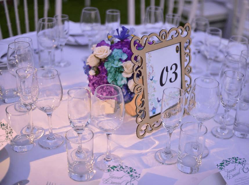 Eventos D' Gala Garden