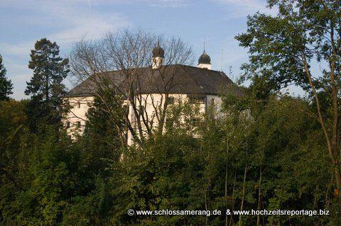 Beispiel: Außenansicht, Foto: Schloss Amerang.