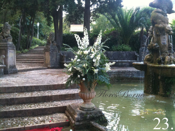Floristería Borneo