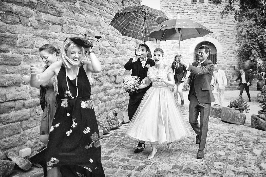 Matrimonio al Castello di Rosciano