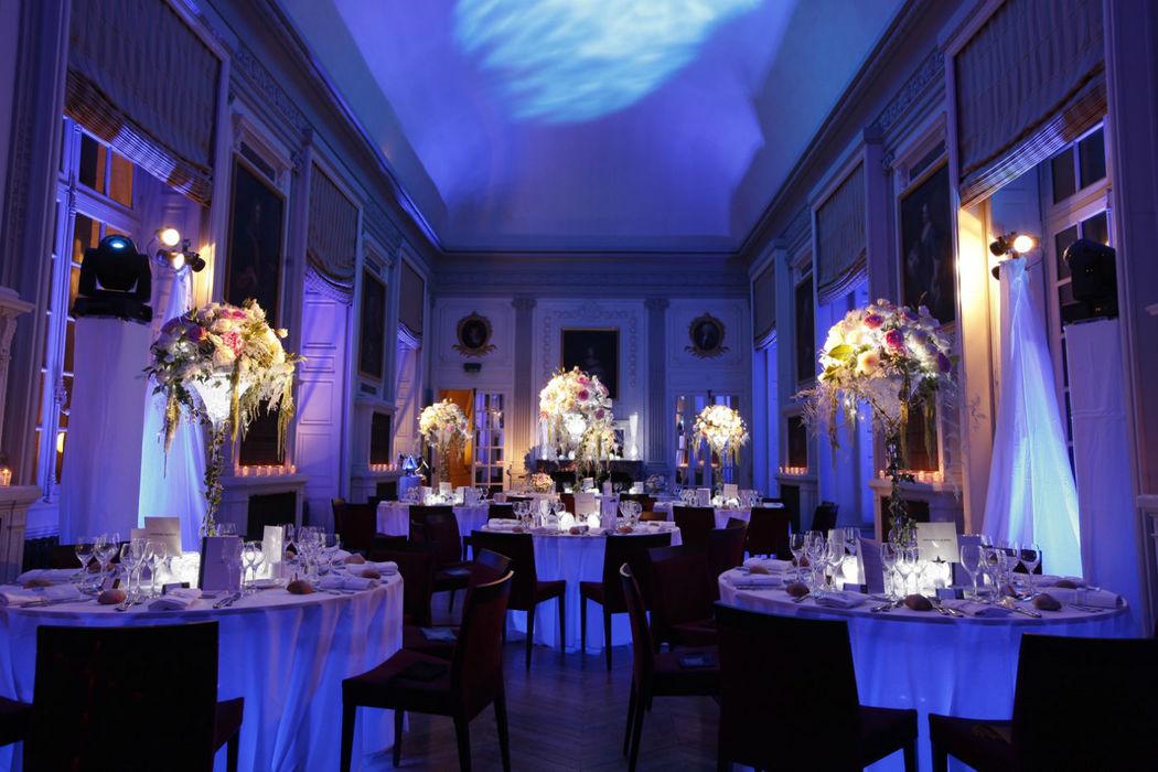 Un mariage de 30 ou 300 invités nous sommes là pour tout gérer !