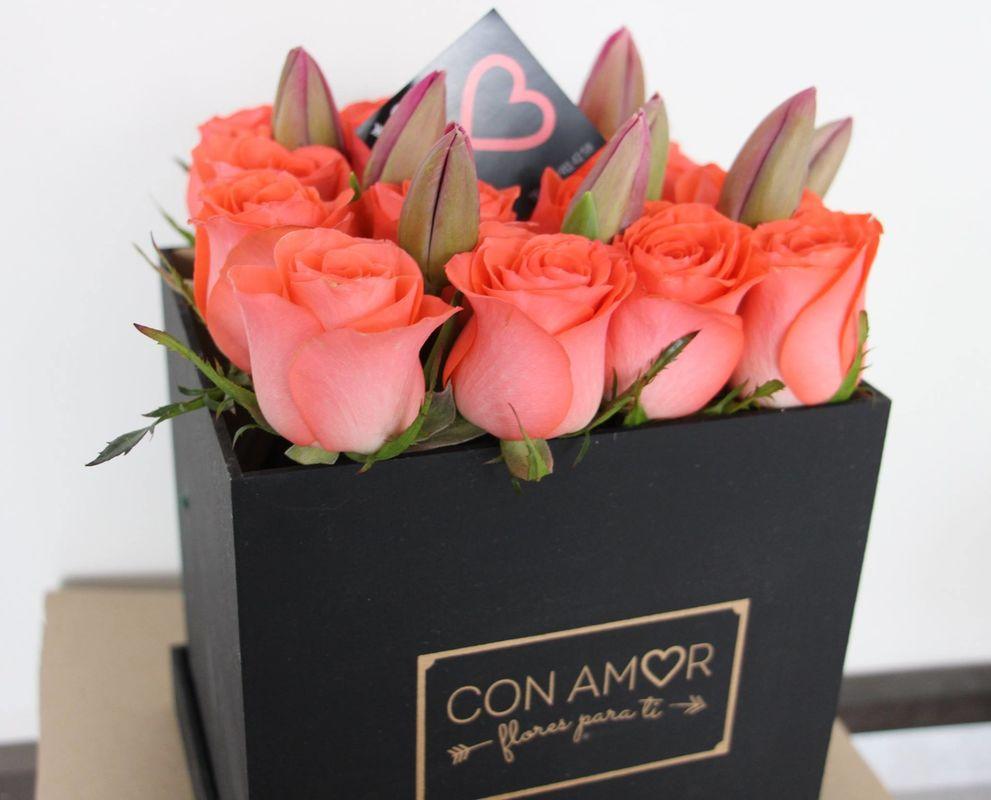 Con Amor Florería
