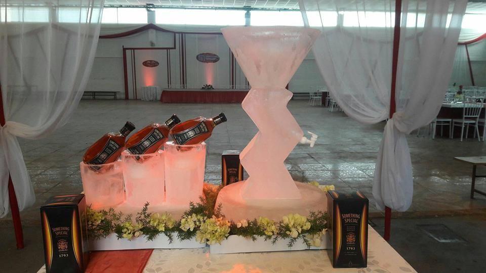 Escultura De Hielo KL