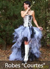 Fée corsetée