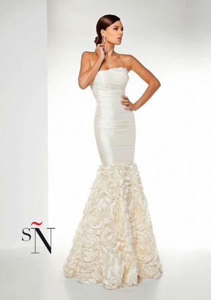 Sonia Peña diseños de novia