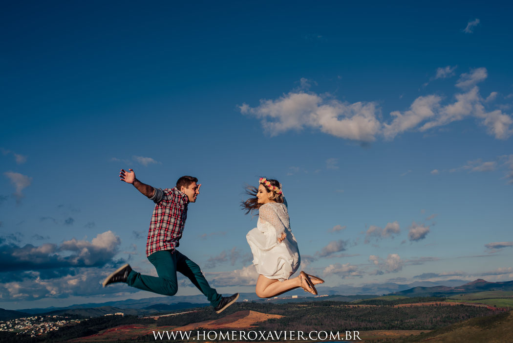 Homero Xavier Fotografias- Ensaio pré casamento