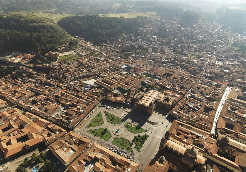 Knowing Cusco