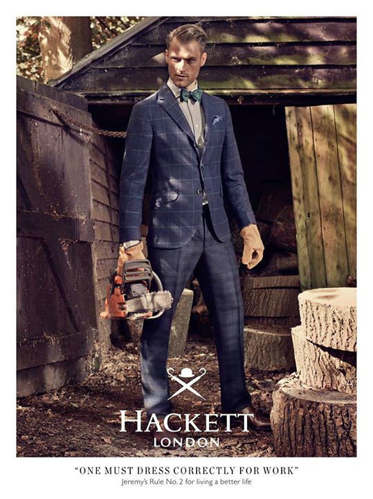 Hackett Madrid.