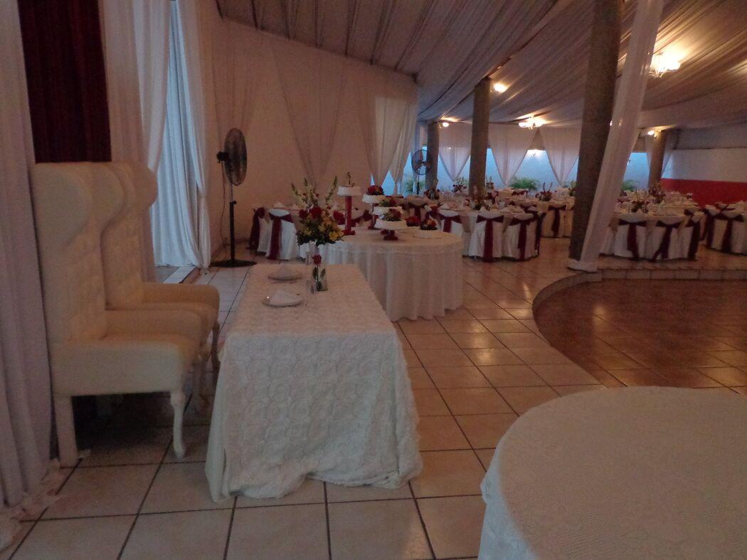 Salón de eventos Villa de Alba