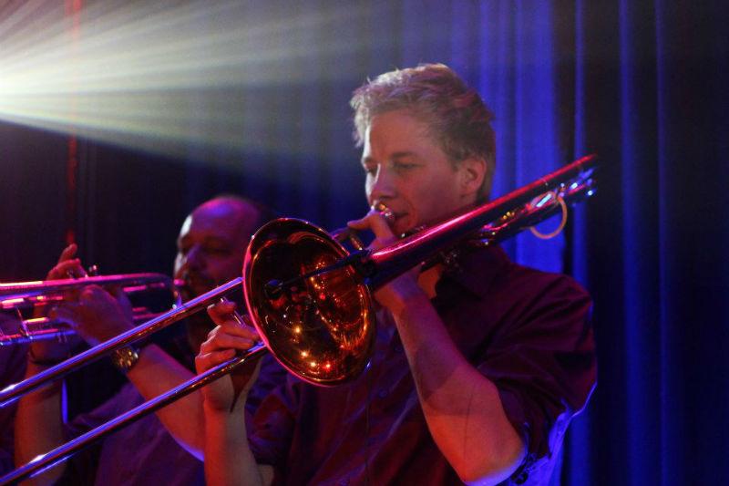 Beispiel: Saxophon, Foto: 88 Miles.