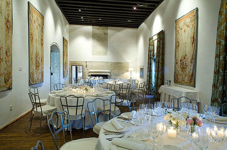Salón de la Condesa. Palacio de Montarco