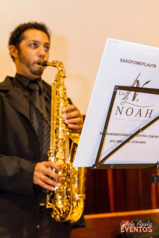 Noah Coral e Orquestra