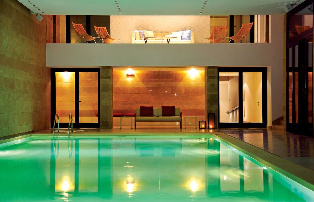 Verdura Spa, indoor pool
