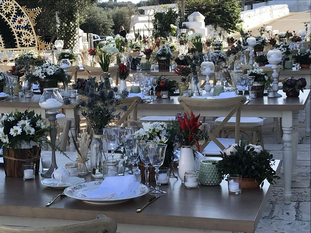 Veronico Saverio Creazioni Floreali