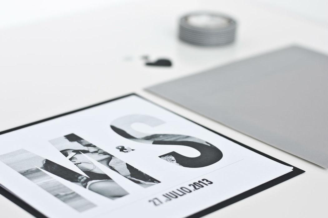Invitacion | Think in black and white