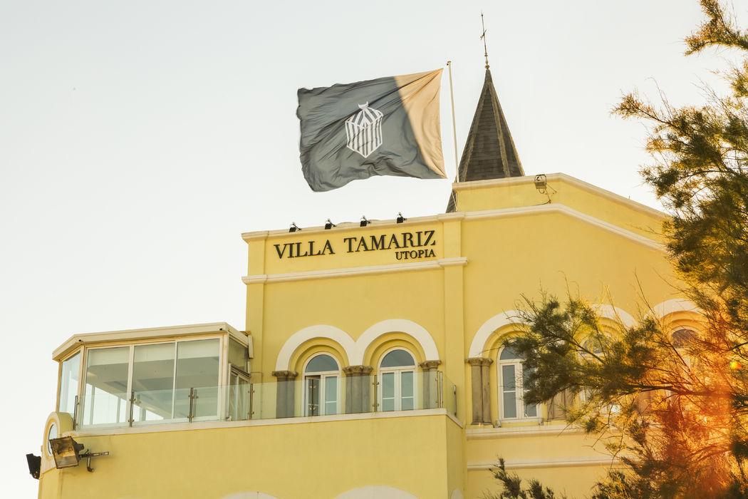 Villa Tamariz Utopia