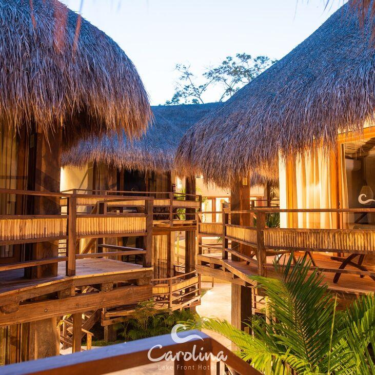 Hotel Carolina Bacalar