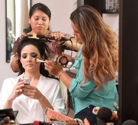 Naybi Bridal Makeup