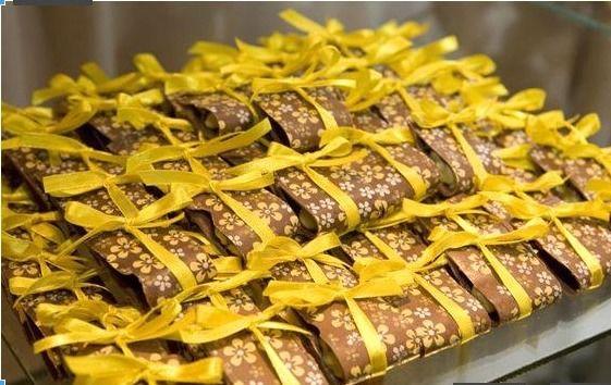 Ana Foster Chocolates Presentinho de chocolate