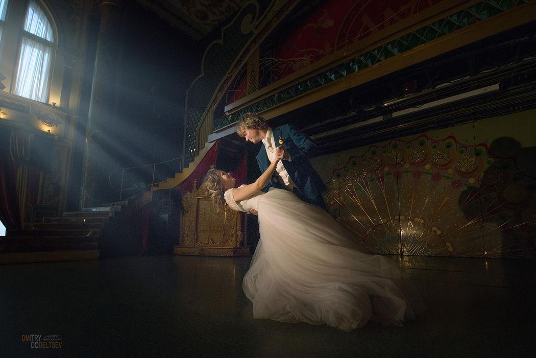 Свадебный танец...