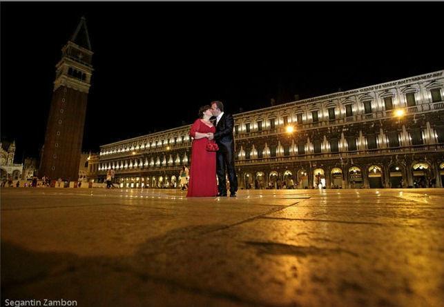 Matrimonio a  San Marco  Venezia