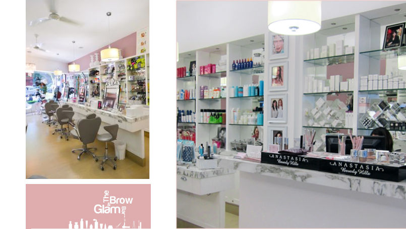 The Brow & Glam Bar