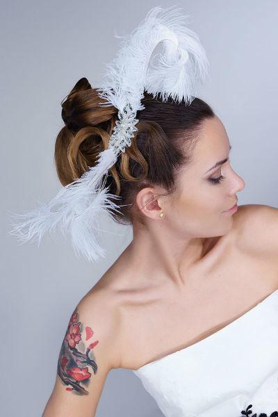 Ślubne ozdoby do włosów Expose Akcesoria