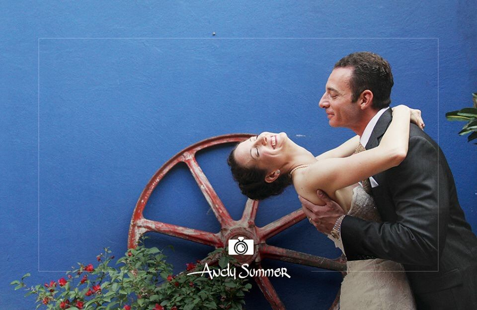 Andy Summer - Fotógrafa de Bodas