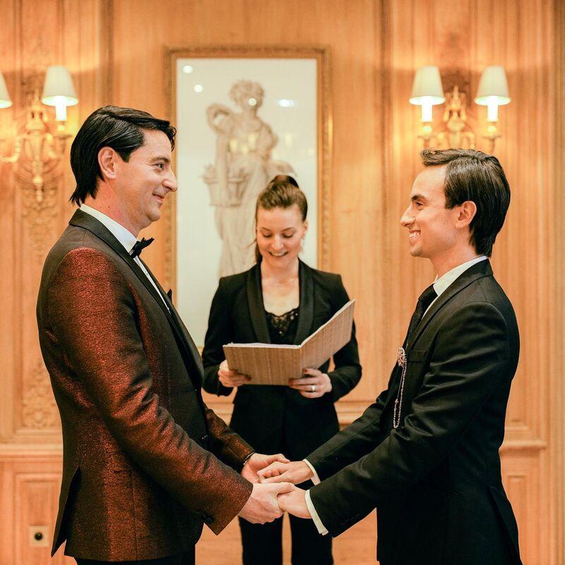 The Paris Officiant